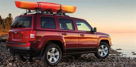 jeep patriot lease deals   types trucks