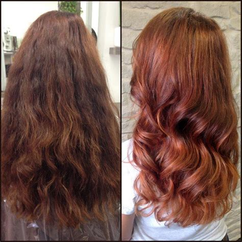 balayage rot blond friseursalon a tino hauser color specials
