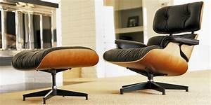 Eames Chair Lounge : a history of the eames lounge chair ottoman papillon interiors ~ Buech-reservation.com Haus und Dekorationen