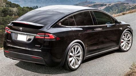 Tesla Confirms Model X Suv Pricing For Australia