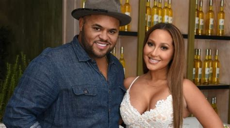 Adrienne Bailon & Israel Houghton Having A Baby This Year