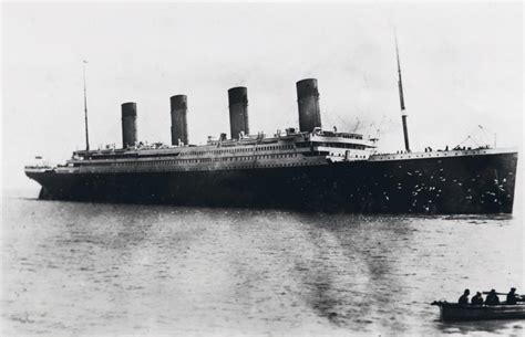 Rms Olympic Sinking by The Incredibly Lucky Who Survived Three Shipwrecks