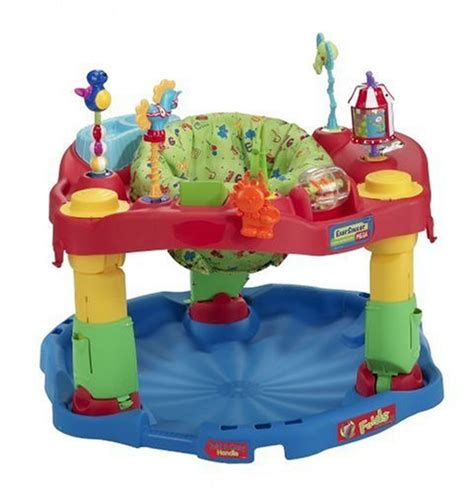 toddler s travels evenflo exersaucer