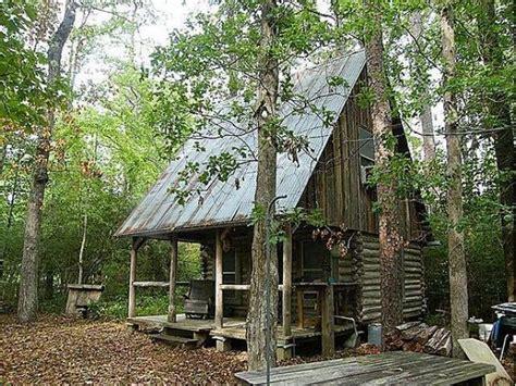 tiny  grid rustic log cabin home design garden architecture blog magazine