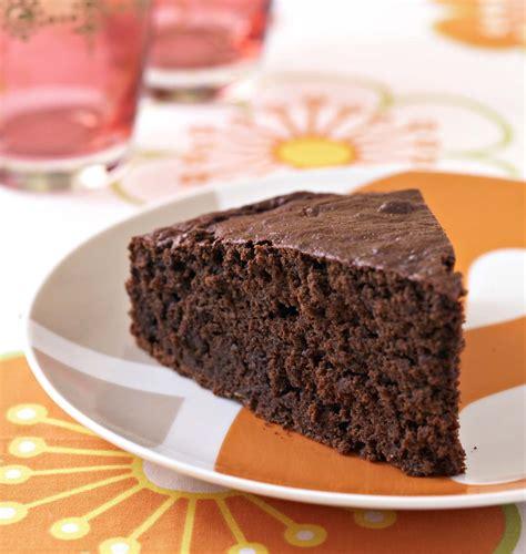 trucs et astuces cuisine gâteau au chocolat et aux courgettes de clotilde