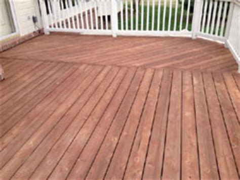 penetrating deck stains    deck stain