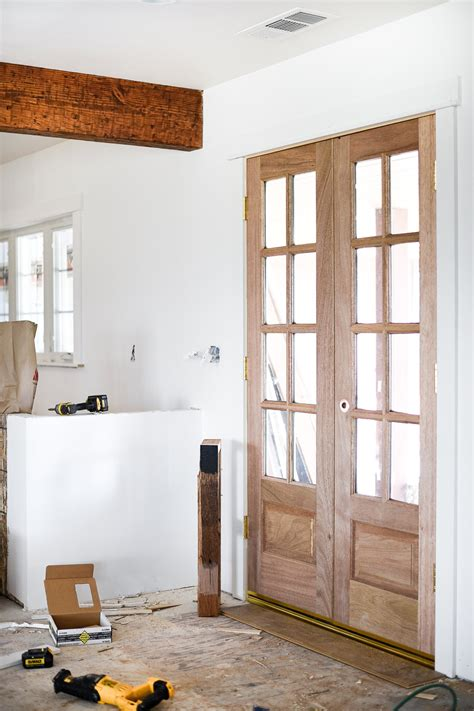 Wood French Doors To Paint Or Not To Paint — Boxwood Avenue