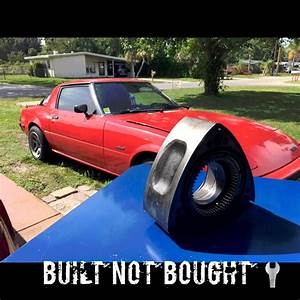 85 Rx7 Gs   Now Gsl Turbo Project