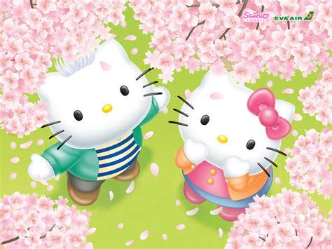 Kitty World Cute Kitten Cartoon