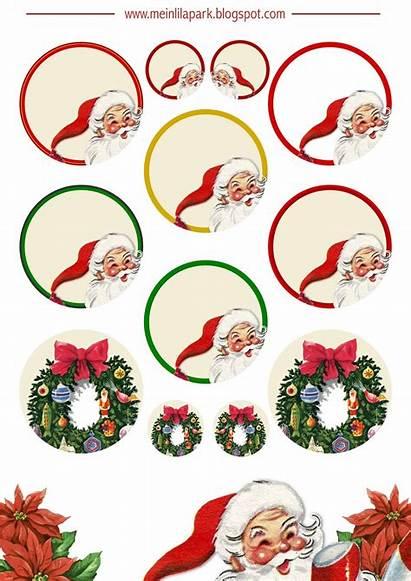 Printable Christmas Clipart Clip Printables Labels Templates