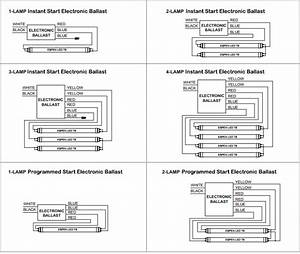 4 Light Ballast Wiring Diagram