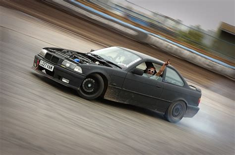 Bmw, Drift, Car, Race, Fast, Speed