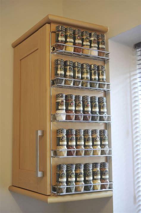 Spice Storage Options by Best 25 Kitchen Spice Storage Ideas On Spice