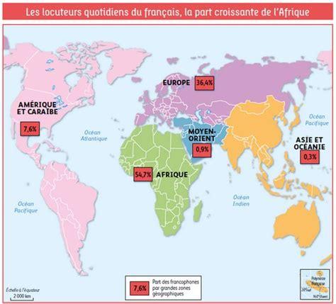 Grande Carte Du Monde En Français by File Carte De R 233 Partition Des Locuteurs Quotidiens Du