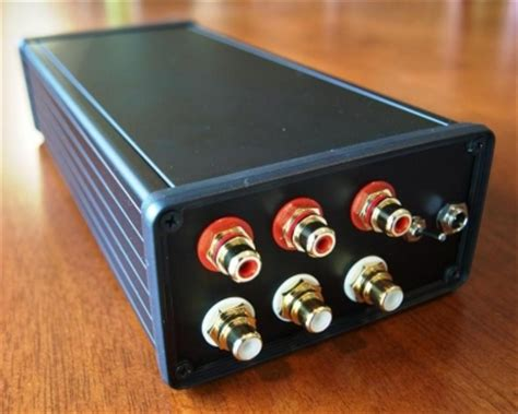 nelson pass  buffer preamp rear diy audio projects