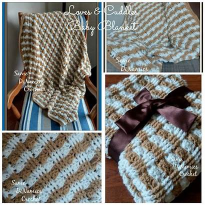 Blanket Cuddles Loves Crochet Same Dinamics Yarn