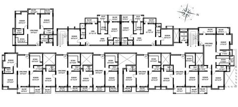 family home floor plans multi family compound house plans family compound floor