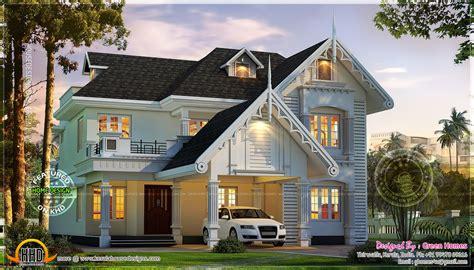 european home design awesome european style house in kerala kerala home