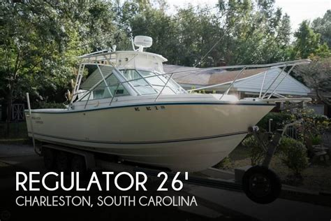 Used 26 Regulator Boats For Sale by For Sale Used 1996 Regulator Marine Express 26 In