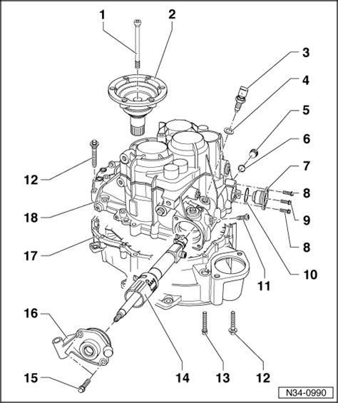 Skoda Transmission Diagram by Skoda Workshop Manuals Gt Fabia Mk1 Gt Power Transmission