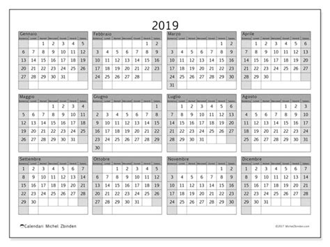 calendario annuale 2019 da stare gratis calendario 2019 35ds michel zbinden it