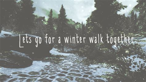 Love Snow Winter Cold Mine A Relationships Ldr Couples