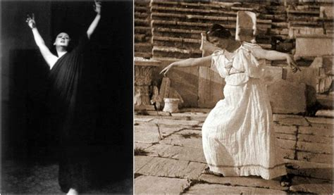 Isadora Duncan - The inventor of American modern dance ...