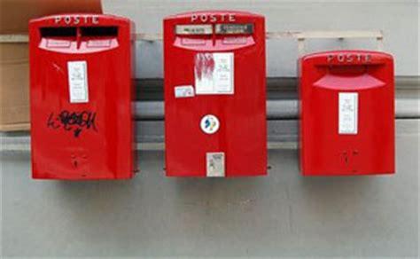 cassetta postale poste italiane viterbo ufficio postale viterbo manca la cassetta delle