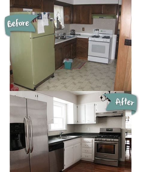 budget kitchen makeover mobile home makeover pinterest diy kitchen remodel done over several years see the
