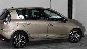 Achat de Renault Scenic Bose Edition Beige dune dci 130 ...