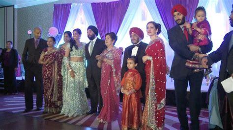 bride  groom grand entrance  indian wedding