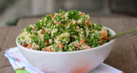 tabbouleh recipe lebanese recipes