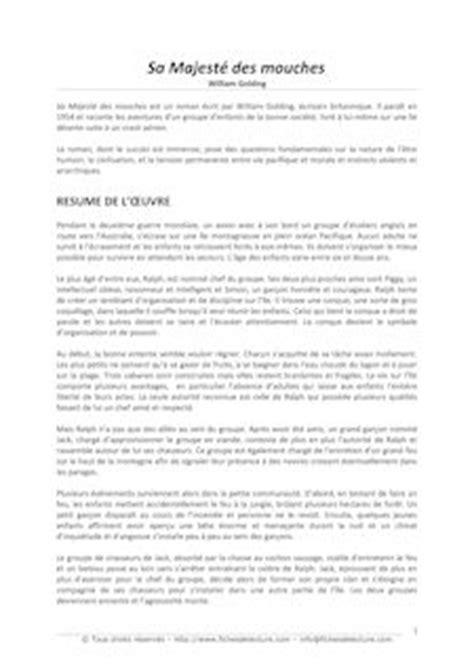 Andromaque Resume Par Chapitre by Sa Majest 233 Des Mouches R 233 Sum 233 De Ce R 233 Cit Dramatique