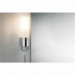 Applique Salle De Bain Avec Prise : applique salle de bains applique ip44 classe 2 ~ Teatrodelosmanantiales.com Idées de Décoration