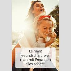 Eines Unserer Liebsten Zitate Es Heißt Freundschaft, Weil
