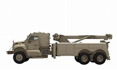 Recovery Vehicle Maxxpro Vehicles Navistar Military Mrap