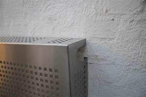 Heizkörperverkleidung Für Alte Heizkörper : heizk rperverkleidung aus edelstahl lochlech mit quadratischen ~ Markanthonyermac.com Haus und Dekorationen