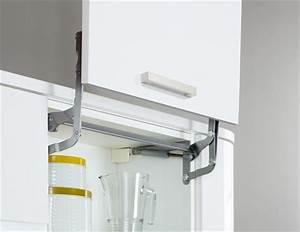 Lift-up hinge mechanism Kitchen fixtures & fittings