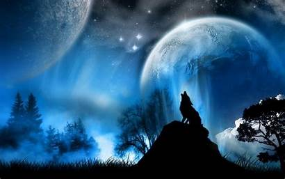 Moon 3d Galaxy Background Wallpapers Themes Pc