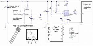 Gas Meter Sensor Circuit Diagram