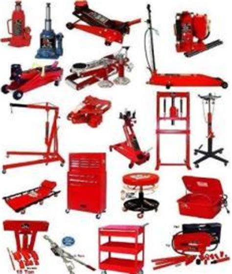 The Most Used Garage Equipment And Tools
