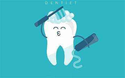 Dental Wallpapers Verzorg Goed Care Android Mond