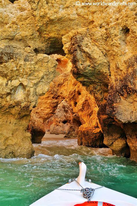 algarve portugal ponta da piedade  world wanderista