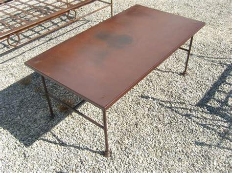 table de salon de jardin en fer forge pr 233 sentation des salons de jardin en ferronnerie de tradition ombrage