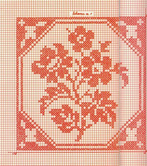 copriletto filet schemi professione donna schemi per il filet copriletto con fiori