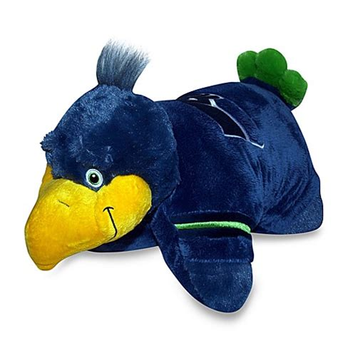 nfl pillow pets seattle seahawks bed bath