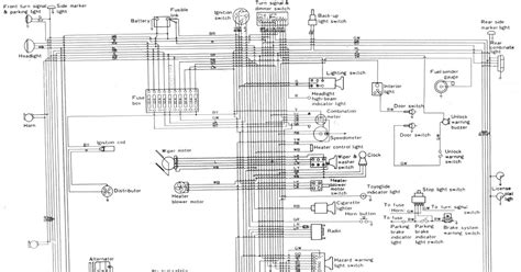 1977 Ford F 150 Ac Wiring Diagram by Free Auto Wiring Diagram 1974 Toyota Corolla Wiring Diagram