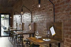 Idées déco pour un bar au look industriel