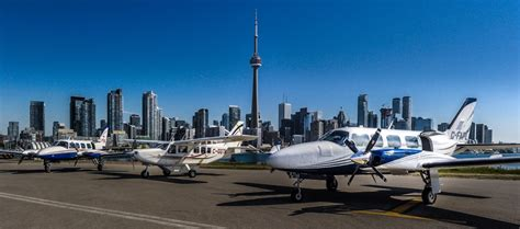 Flygta Adds Flights From Billy Bishop Airport To Barrie