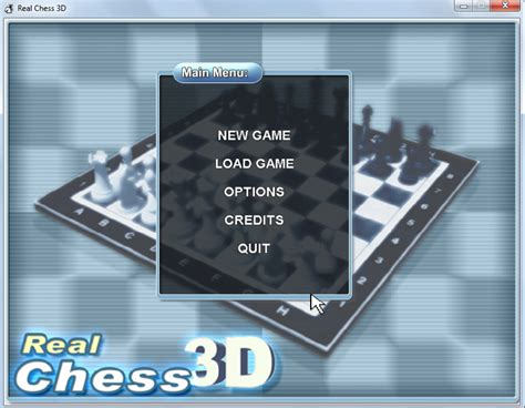 DOWNLOAD GAME CATUR UNTUK PC REAL CHESS 3D - Download Games